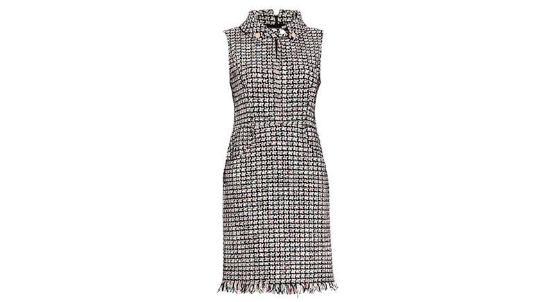 Rosita Tweed Dress