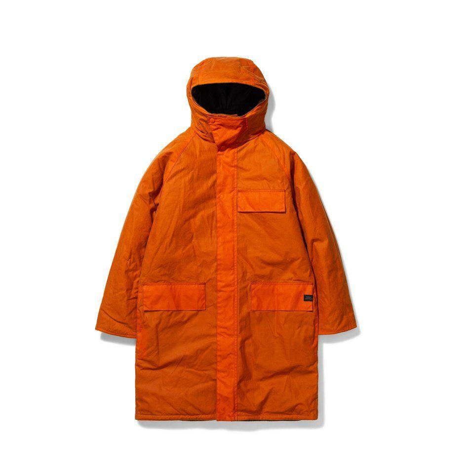 """<p><strong>Barbour x Norse Projects</strong></p><p>norseprojects.com</p><p><strong>$800.00</strong></p><p><a href=""""https://www.norseprojects.com/store/men/new-arrivals/barbour-x-np-north-sea-parka-burnt-orange-or51"""" rel=""""nofollow noopener"""" target=""""_blank"""" data-ylk=""""slk:Shop Now"""" class=""""link rapid-noclick-resp"""">Shop Now</a></p><p>Something about a safety orange Barbour parka hits just right, right about now.</p>"""