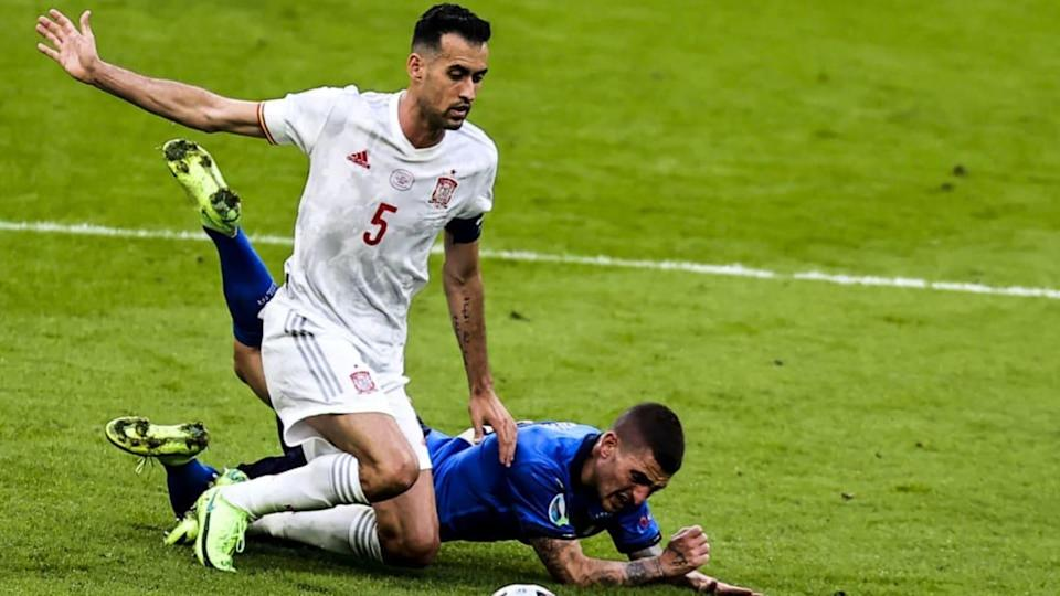 Busquets | Anadolu Agency/Getty Images