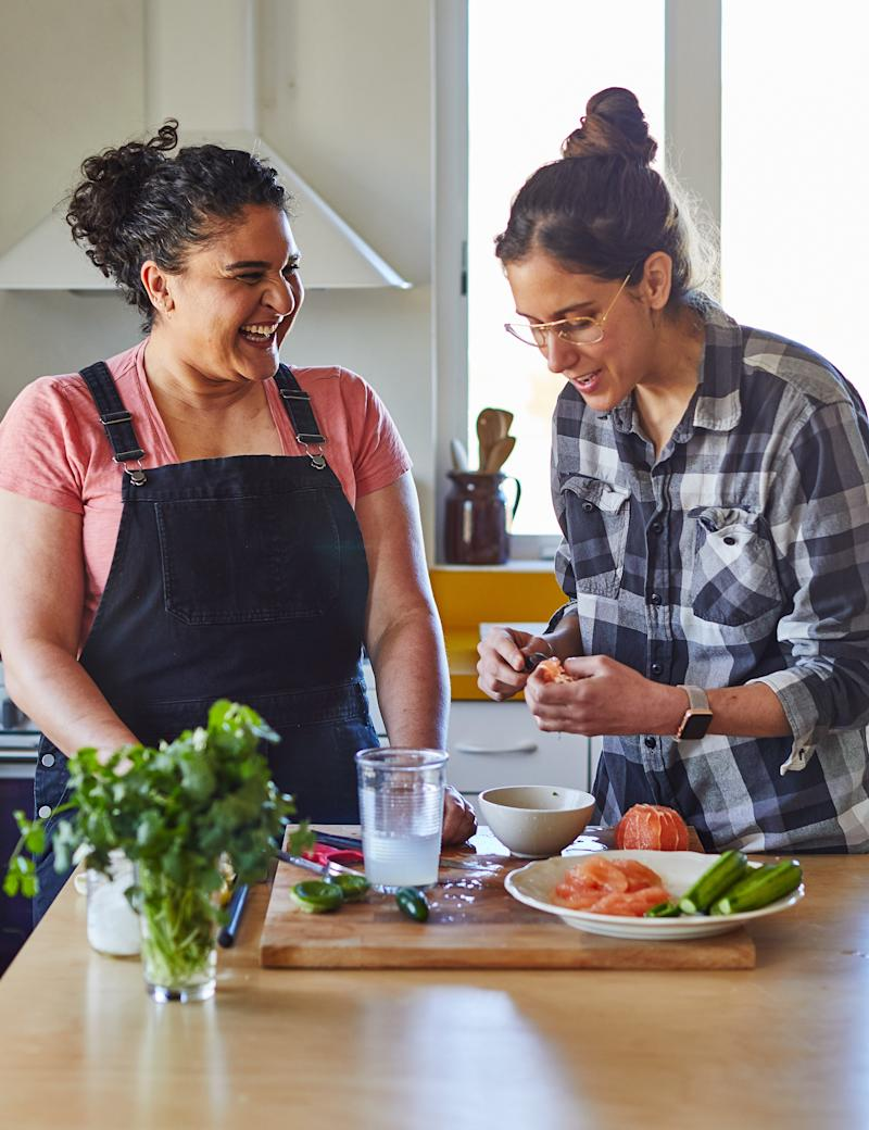Nosrat has built her career on helping people feel more comfortable in the kitchen.