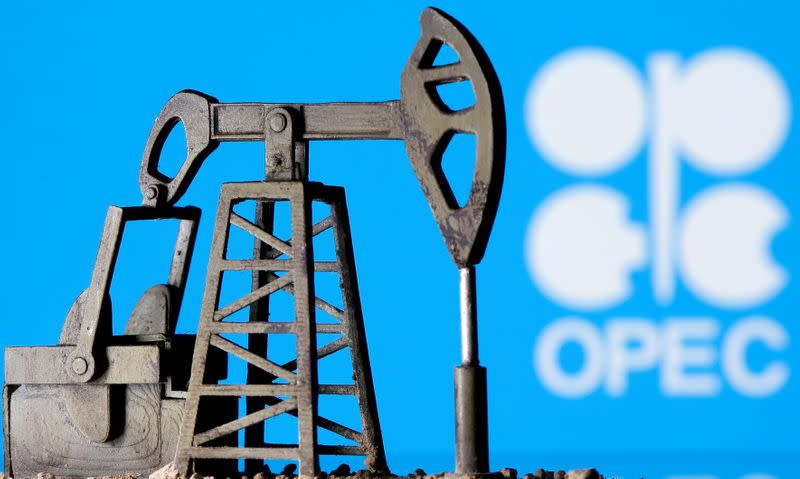 Exclusive: OPEC+ panel warns of virus impact, sees signs of decline in oil overhang