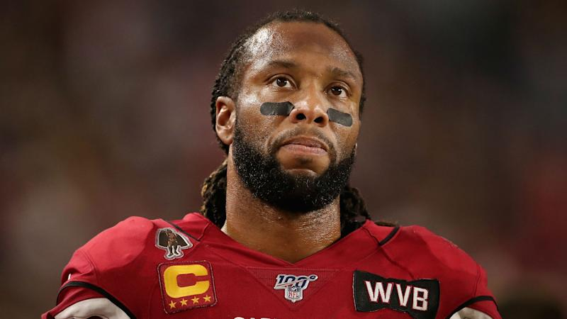 Larry Fitzgerald Re-Signs With Cardinals On One-Year Deal
