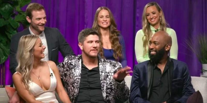 These two Love Is Blind contestants knew each other before going on the show