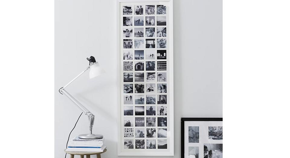 52 Aperture Year In Memories Photo Frame (The White Company)