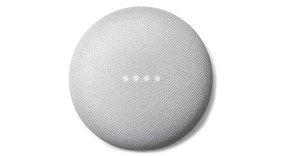 Google Nest Mini Hands-Free Smart Speaker