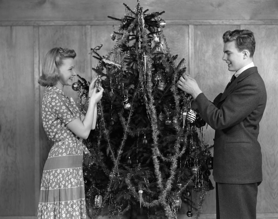 The song Baby its cold outside has been removed from a radio station's Christmas playlist [Photo: Getty]