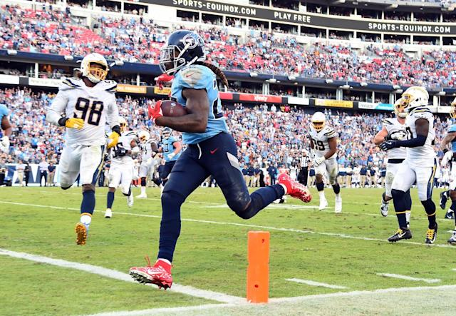 By The Numbers: Titans at the Bye