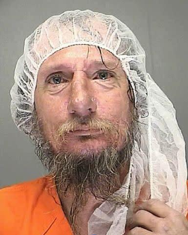 Thomas Townsend, age 58, arrested for public consumption of alcohol.
