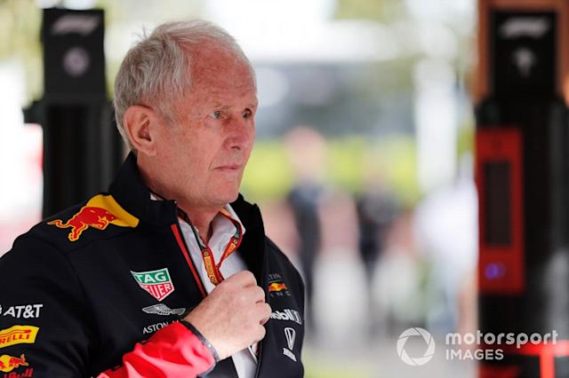 "Helmut Marko, Consultor, Red Bull Racing <span class=""copyright"">Sam Bloxham / Motorsport Images</span>"