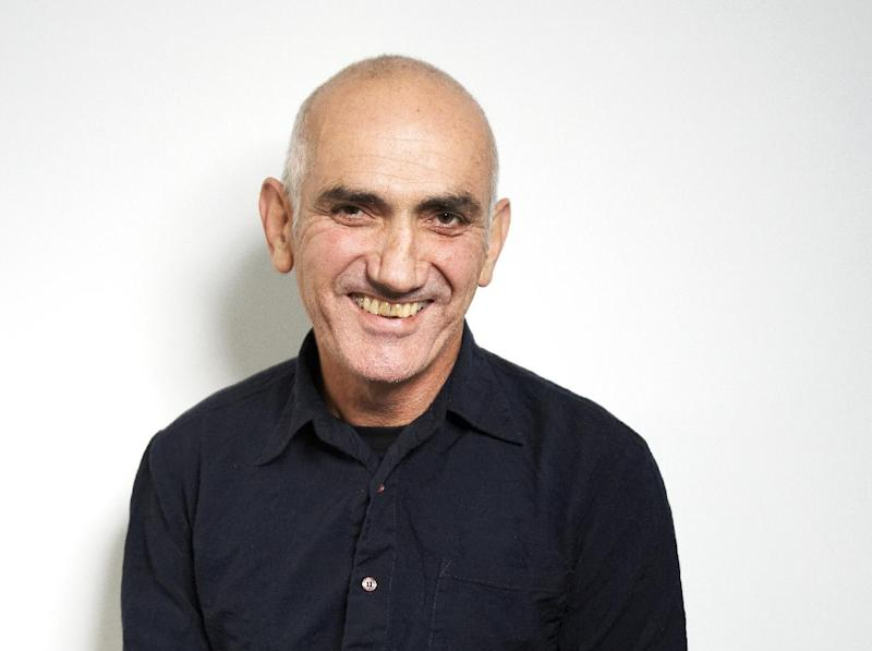 """FILE - This Jan. 23, 2013 file photo shows Australian singer-songwriter Paul Kelly posing for a portrait in New York. The veteran Australian singer made a song cycle, """"Spring and Fall,"""" that traces a love affair from the beginning to beyond its end. He'll perform it during a six-week American tour that begins Saturday in Santa Barbara, Calif.  (Photo by Dan Hallman/Invision/AP, file)"""