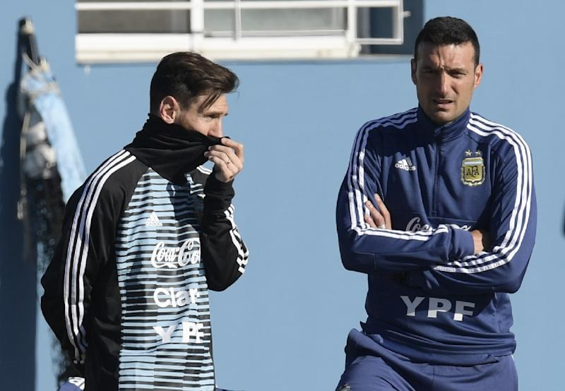 Messi returns to Argentina's national team for friendlies
