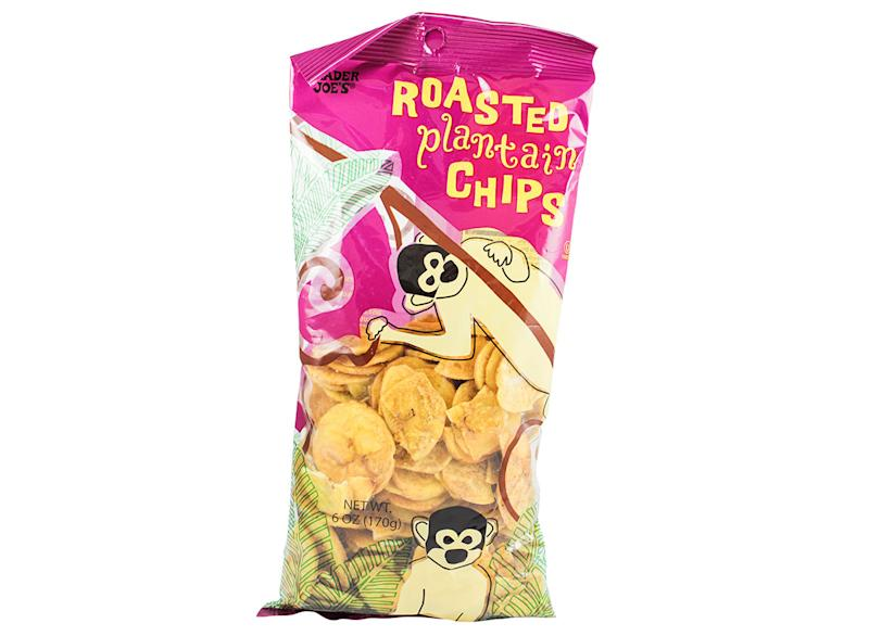 roasted plantain chips trader joes
