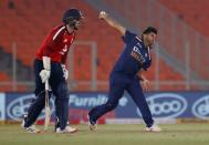 Fourth Twenty20 International - India v England