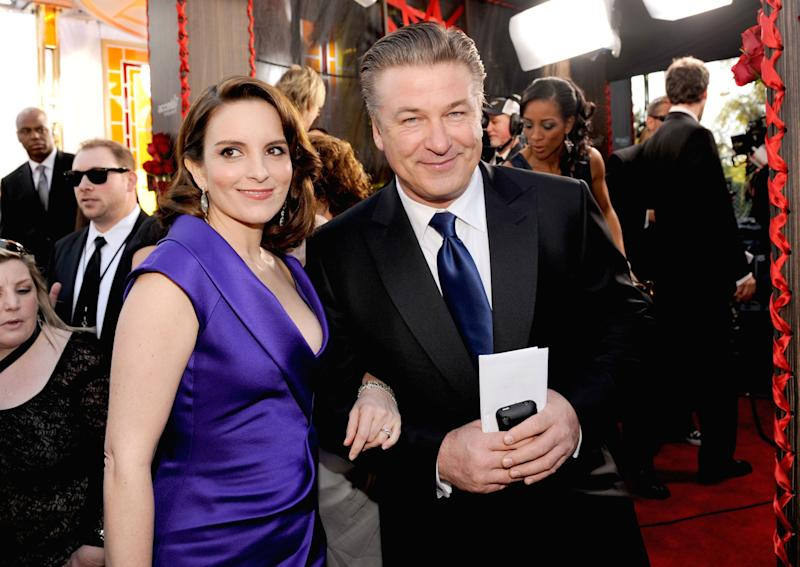 Like You, Alec Baldwin's First Reaction to Meeting Tina Fey Was to Ask If She Was Single