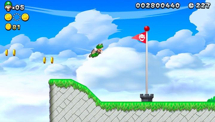 New Super Mario Bros  U': All of the secret exits and world