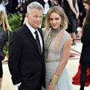 """<p><strong>Age gap: </strong>34 years</p><p>At 34, Katharine is literally half her boyfriend's age. The two played coy for a while, but Katharine admitted to <a href=""""https://www.etonline.com/katharine-mcphee-and-david-foster-make-met-gala-debut-as-a-couple-with-a-nice-date-night-exclusive"""" rel=""""nofollow noopener"""" target=""""_blank"""" data-ylk=""""slk:ET"""" class=""""link rapid-noclick-resp"""">ET</a> in early May that they're a couple.</p>"""