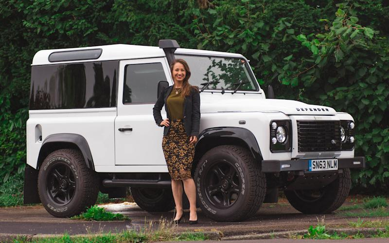 Land Rover Defender 90 XS Station Wagon RJ Bespoke Edition - rebecca jackson long-term test