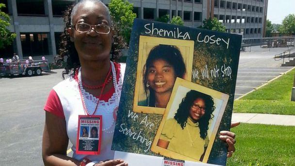 PHOTO: Paula Hill is still searching for her daughter, Shemika Cosey, who went missing in 2008. (Courtesy Paula HIll )