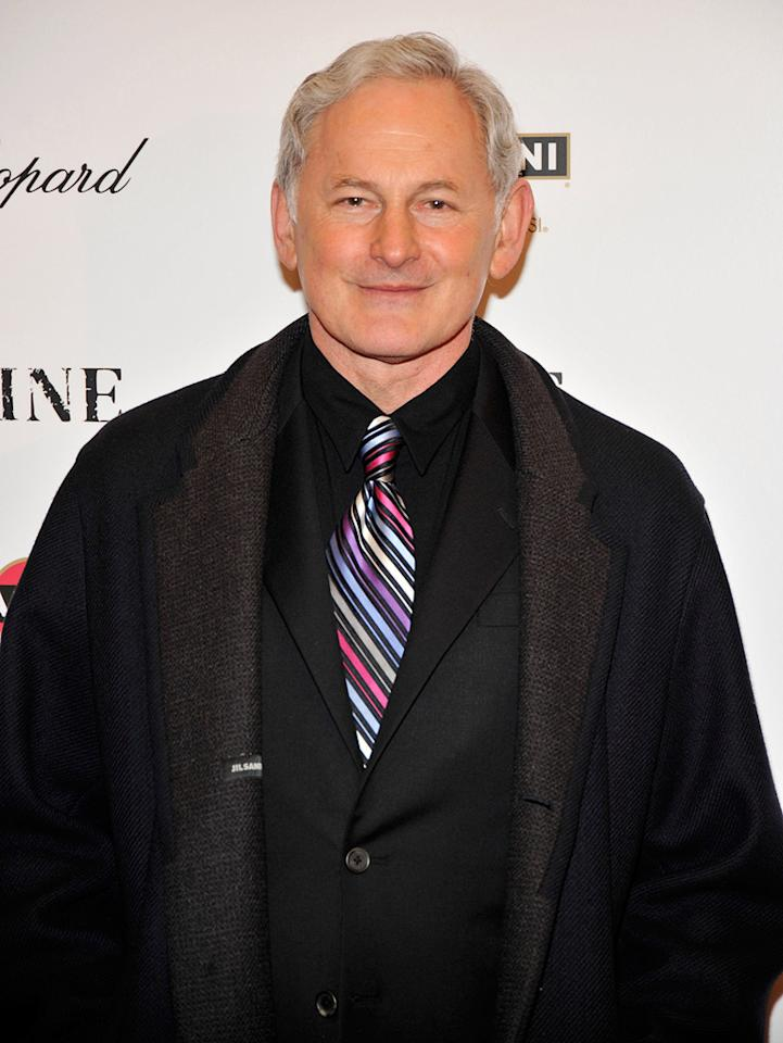 """<a href=""""http://movies.yahoo.com/movie/contributor/1800177836"""">Victor Garber</a> at the New York City screening of <a href=""""http://movies.yahoo.com/movie/1810053986/info"""">Nine</a> - 12/15/2009"""