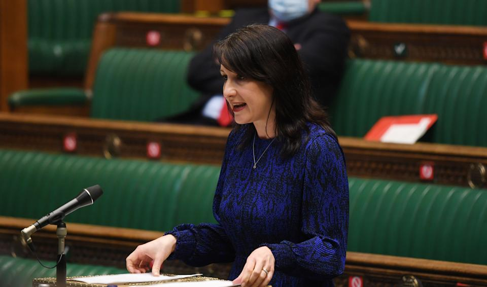 Labour shadow minister Rachel Reeves (Photo: UK ParliamentPA)