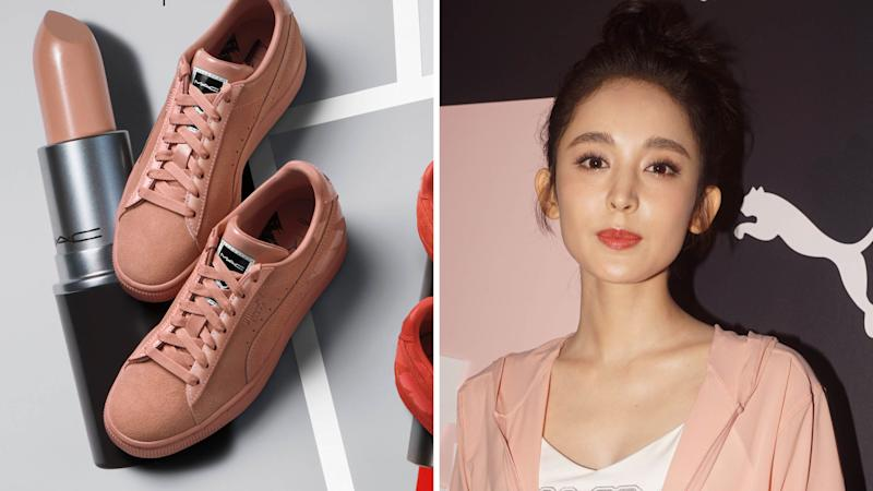 Puma Debuts New Sneakers Inspired by M.A.C.'s Most Popular
