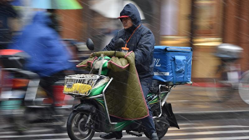 Alibaba Bets Big On Local Delivery in a $9.5 Billion Deal