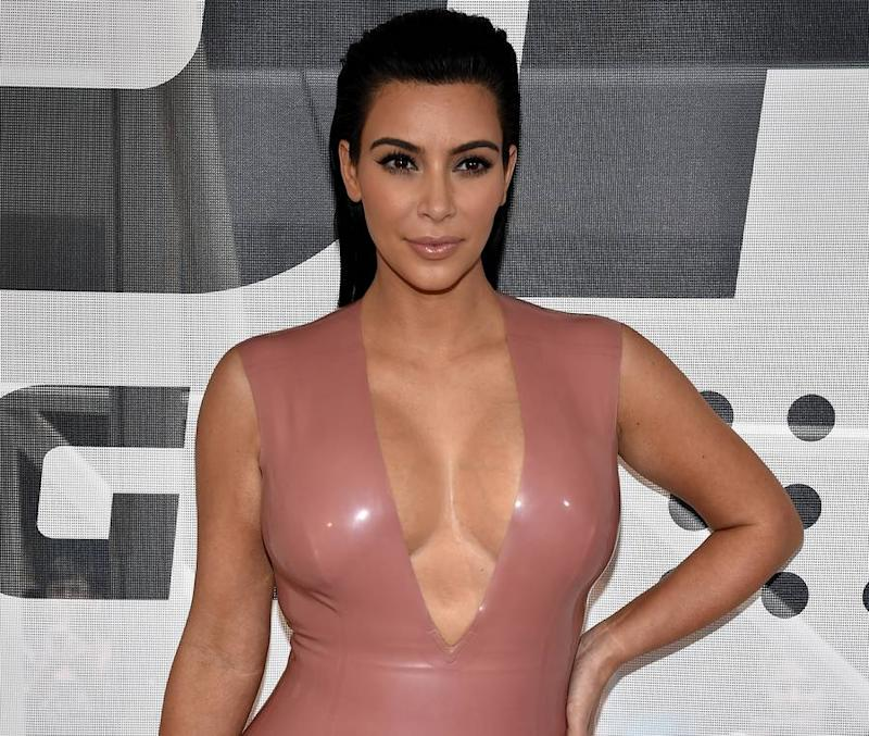 88d1c84610d Kim Kardashian s Boob Tape Trick Puts Every Other Boob Tape Trick To Shame
