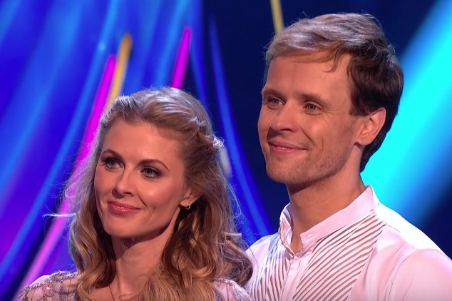 Evicted: Donna Air and Mark Hanretty: ITV
