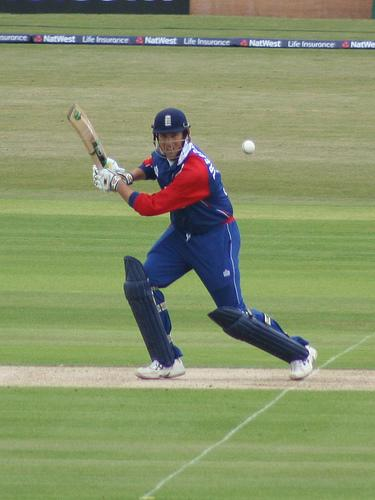 In 2006, former England captain, Marcus Trescothick cut short his tour of India, initially claiming that he was suffering from a virus. He later revealed that he had been suffering from anxiety attacks ever since he was 10 years old. While Trescothick returned to country cricket afterwards, his constant battles with his mental health led him to declare an early retirement from international cricket in 2008. Trescothick has documented his struggles in his autobiography, Coming Back to Me.  <em><strong>Image credit: </strong></em>By Ngb at English Wikipedia, CC BY 2.5, https://commons.wikimedia.org/w/index.php?curid=6887001
