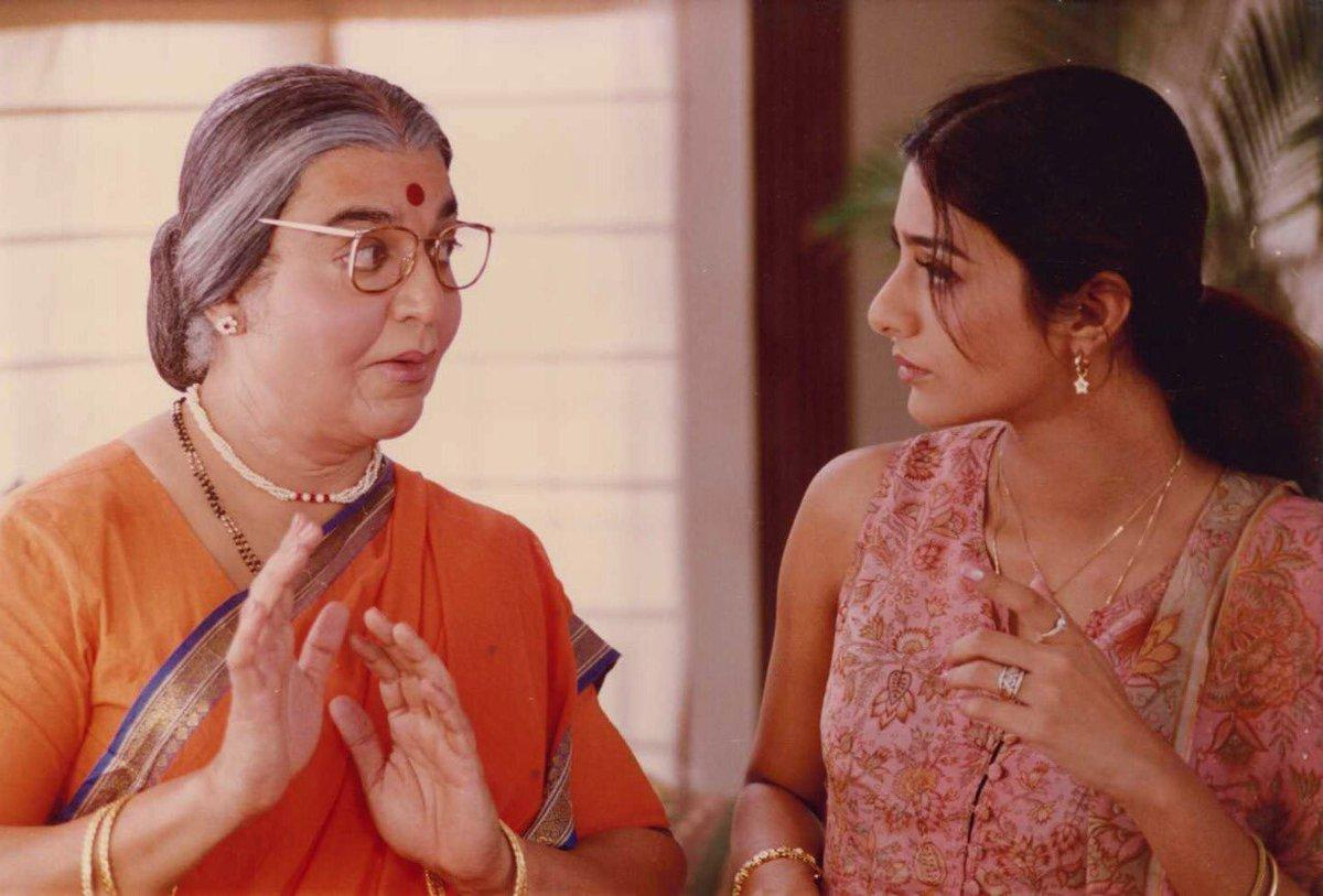 Kamal Hassan would sit for hours to perfect the look of 'Chachi', such was his devotion for his craft. His hard-work paid off at the box-office and the movie netted over 11 crores, which was quite the fortune back in the mid 90s. Govinda tried doing something similar in <em>Auntie No. 1</em>, but it was a travesty, and failed miserably at the ticket window. Let's agree that it's impossible to re-do a Kamal Hassan, and steering clear of this flick would translate to wisdom.