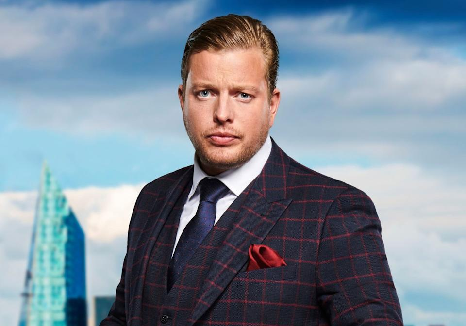 'The Apprentice' candidate Thomas Skinner has revealed he has a criminal record ahead of new series (BBC)