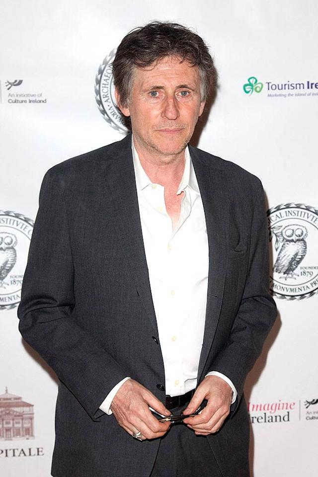 "Gabriel Byrne turns 61 Ben Hider/<a href=""http://www.gettyimages.com/"" target=""new"">GettyImages.com</a> - April 26, 2011"