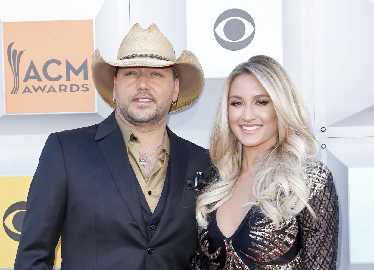 Jason Aldean's Wife on Being a Stepmom: