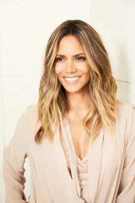 Halle Berry is the new collaborative partner of the Finishing Touch Flawless brand.