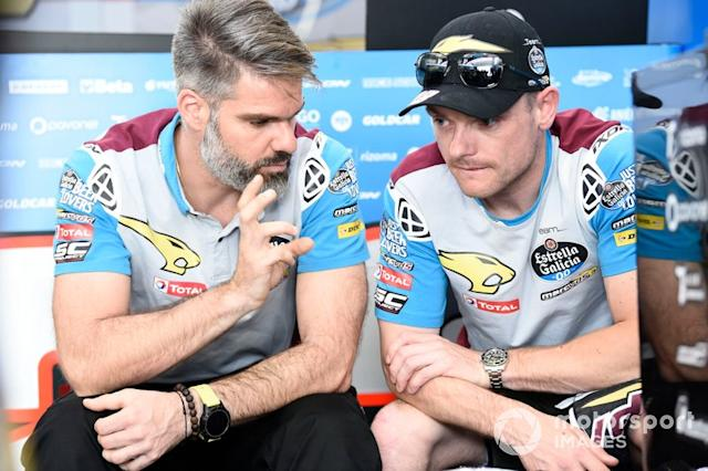"""Sam Lowes, Marc VDS Racing <span class=""""copyright"""">Gold and Goose / Motorsport Images</span>"""