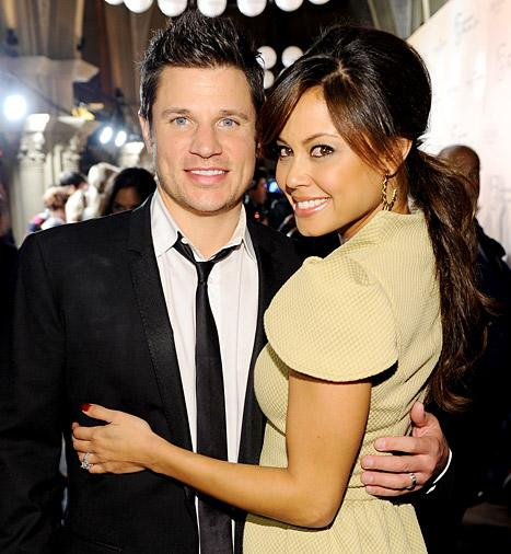 """Vanessa Lachey, Nick Lachey Would """"Love"""" to Have Another Baby"""