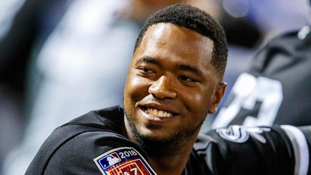 <p>Eloy Jimenez is on fire at Triple-A Charlotte, giving White Sox fans visions of the potentially near future. So when will Jimenez get called up to the major leagues?</p>