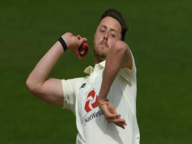 England vs Pakistan: Uncapped pacer Ollie Robinson added to hosts' 14-man squad for second Test