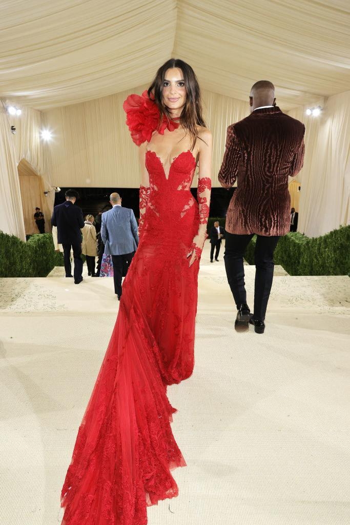 Jamie Mccarthy / Getty Images for The Met Museum/Vogue