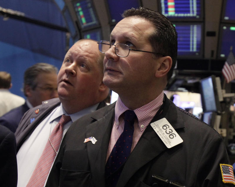 Dow Jones average continues a two-week slide