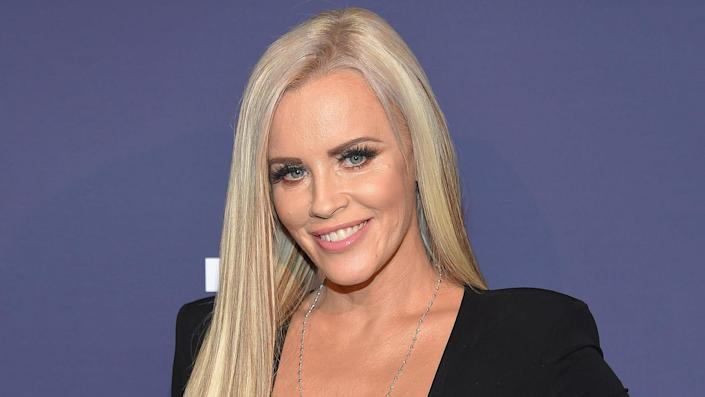 """<p>Former Playmate Jenny McCarthy was all over MTV in the mid-'90s. McCarthy hosted """"Singled Out"""" from 1995 to 1996 and regularly appeared on the channel's spring break specials. McCarthy appeared in a number of reality shows following her MTV hosting days and got her own talk show on VH1 in 2013. Now, she's the host of """"The Jenny McCarthy Show"""" on SiriusXM.</p> <p><a href=""""https://www.gobankingrates.com/net-worth/celebrities/how-rich-is-jenny-mccarthy/?utm_campaign=1118697&utm_source=yahoo.com&utm_content=15&utm_medium=rss"""" rel=""""nofollow noopener"""" target=""""_blank"""" data-ylk=""""slk:Click through to find out how rich McCarthy is."""" class=""""link rapid-noclick-resp"""">Click through to find out how rich McCarthy is.</a></p> <p><em><strong>Find Out: </strong></em><em><strong><a href=""""https://www.gobankingrates.com/net-worth/celebrities/stars-surprising-first-job/?utm_campaign=1118697&utm_source=yahoo.com&utm_content=16&utm_medium=rss"""" rel=""""nofollow noopener"""" target=""""_blank"""" data-ylk=""""slk:These 42 Stars' Surprising First Jobs"""" class=""""link rapid-noclick-resp"""">These 42 Stars' Surprising First Jobs</a></strong></em></p> <p><small>Image Credits: DFree / Shutterstock.com</small></p>"""