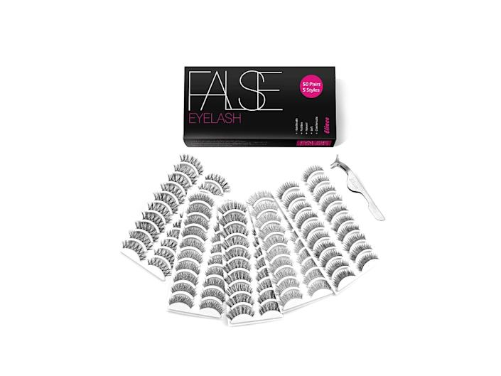 eliace false eyelashes