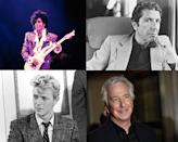 <p>The people we lost in 2016. Photo from Getty Images </p>