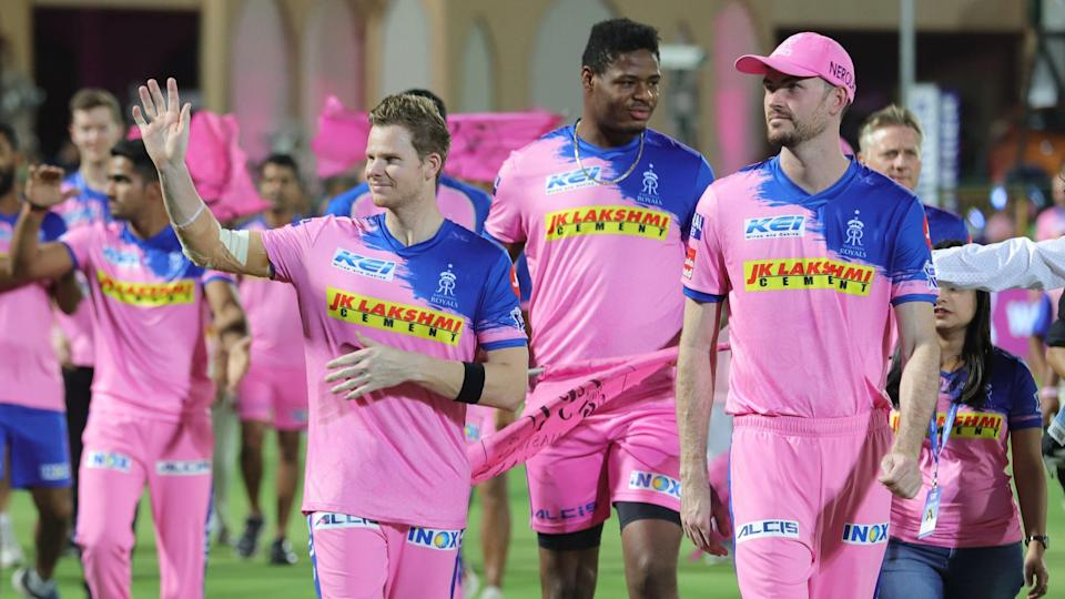 Steve Smith has been released by Rajasthan Royals.