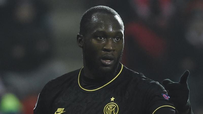 'Lukaku should apologise for racism claims' - Slavia Prague hit out at Inter striker