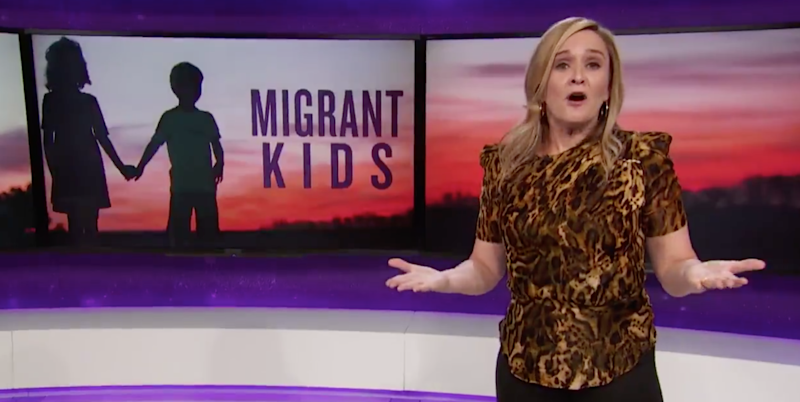 Samantha Bee Calls Ivanka Trump the C-Word in 'Full Frontal' Segment