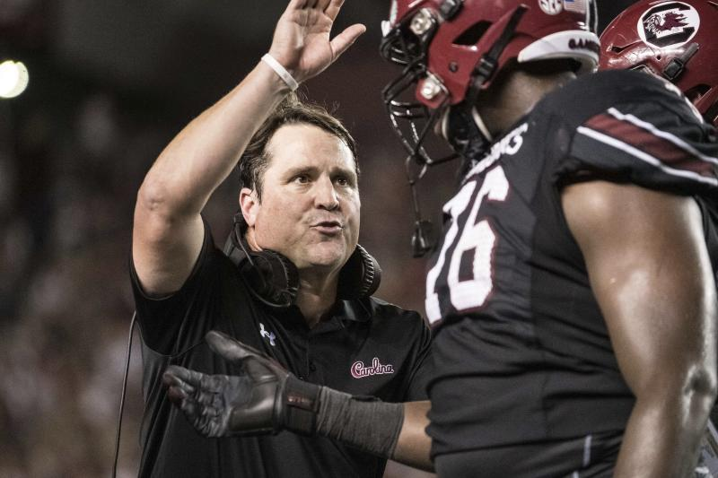 South Carolina football put on one-year probation by NCAA