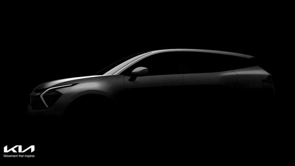 Kia Sportage SUV teased; to be unveiled on June 8