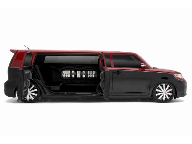 The 2010 Stretched Out CARTEL Scion xB Limo