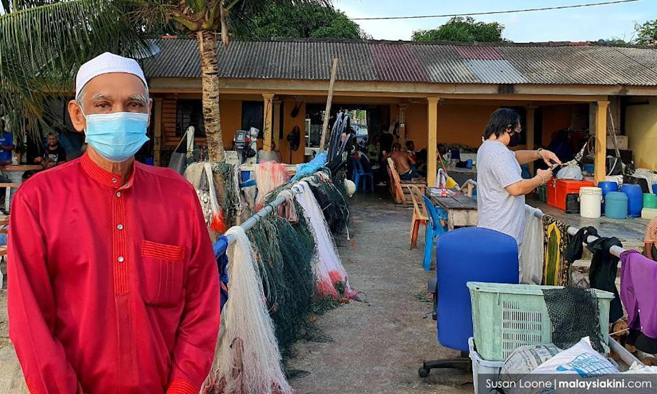 Standing up to defend Penang's fishing community